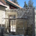 Doorway built