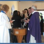 Baptism in new extension