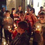christingle-children
