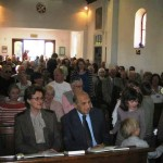 Mothering Sunday service
